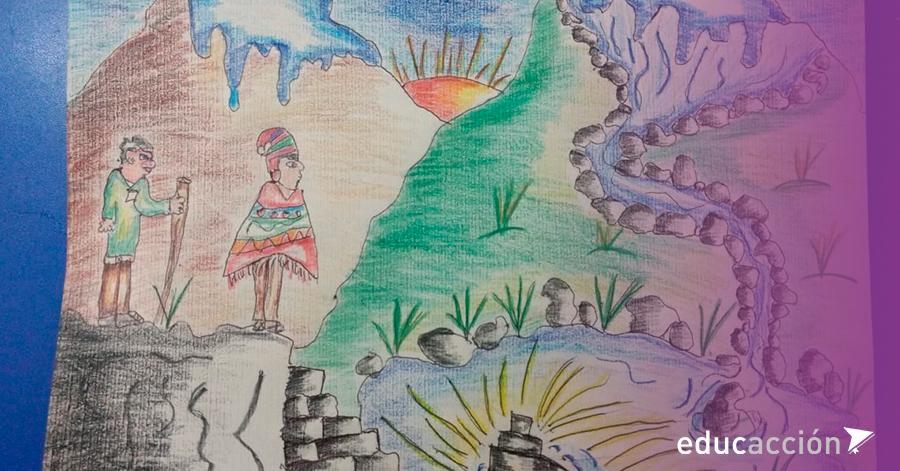 Juan Y El Lugar Secreto De Los Incas Www Educaccionperu Org